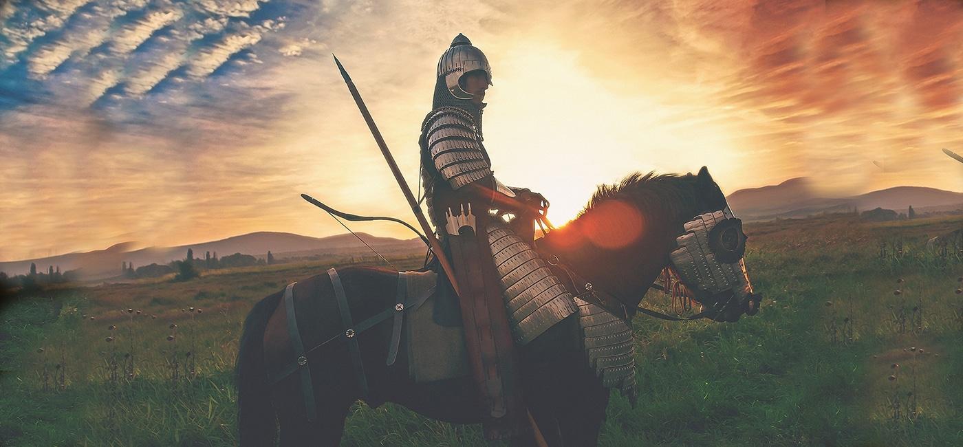 Greek War Horses Meekness
