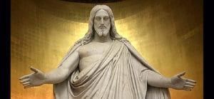 Thorvaldsen's Original Christus